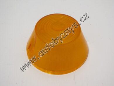 Kryt lampy WE-92 oranžový(1094)
