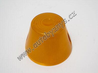 Kryt lampy WE-93 oranžový(2621)