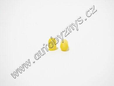 T10 silikonový návlek oranžový(3346)