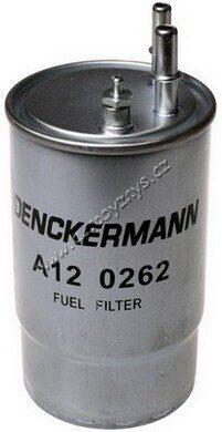 Filtr palivový Alfa Romeo,CitroenLancia,Peugeot DENCKERMANN(A120262)