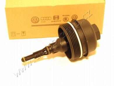 Víčko olejového filtru Fabia,Rapid,Roomster 1.2 03D115433B(16723)