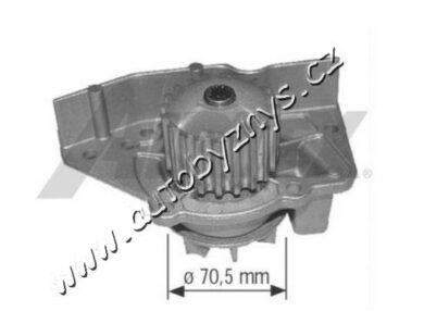 Čerpadlo vodní Citroen,Fiat,Huyndai,Lancia,Peugeot AIRTEX(AIR 1579)