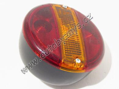 Lampa koncová kulatá 3.funkční  ITALY(4171)