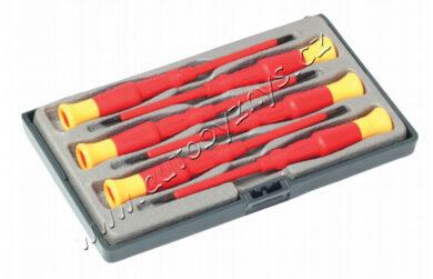 Jemné elektrošroubováky sada 6ks(18415)