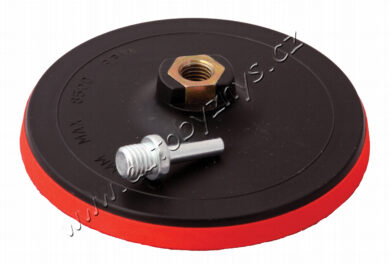 Unašeč smirkového papíru suchý zip Eva M14/8/125mm(22063)