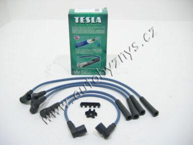 Kabely zapalovací FAVORIT do12/92 Tesla-sada T122H ; 115093592(1470)
