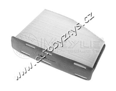 Filtr pylový a prachový Octavia2 FILTRON/TOPRAN ; 1K0819644B(17110)