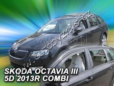 Ofuky dveří OCTAVIA III komplet.sada COMBI 2013-(17179)
