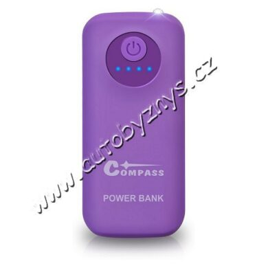 Powerbanka 5200mAh(07696)