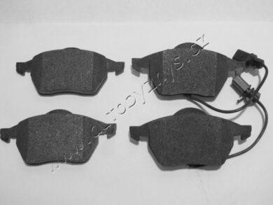 """Destičky brzdové přední Superb pro """"ECO"""" original JZW698151N(17306)"""