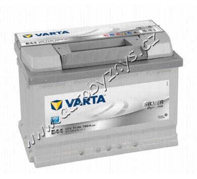 Autobaterie 12V/77Ah 780A VARTA Silver dynamic(17362)