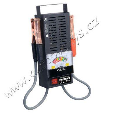 Zátěžový tester akumulátorů - analogový 6/12V 400-1000A(17394)