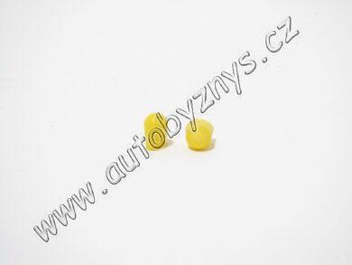 T16 silikonový návlek žlutý(2318)