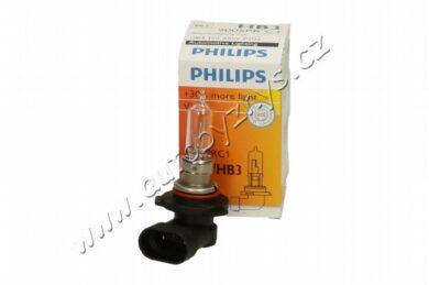 12V HB3 60W P20d 9005 PHILIPS PREMIUM +30%(9005PRC)