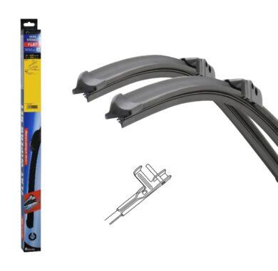 Stěrače FLAT SET (PIN) 630+430mm(18658)