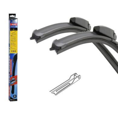 Stěrače FLAT SET (JOINT) 550+550mm(107650)