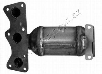 Potrubí výfukové s katalyzátorem Fabia 00-04 1.2 47kW AWY JMJ 03D253052X(17626)