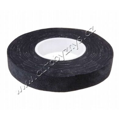 EMOS Izolační páska textilní 15mm / 15m černá(17768)