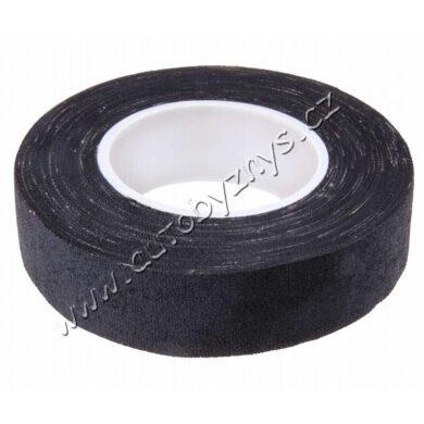 EMOS Izolační páska textilní 19mm / 10m černá(17769)