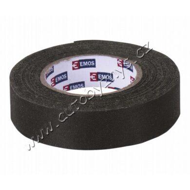 EMOS Izolační páska textilní PET(17770)