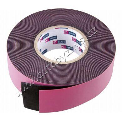 EMOS Izolační páska samovulkanizační 25mm / 5m černá(17774)