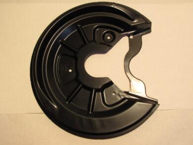 Plech krycí zadní kotoučové brzdy pravý Octavia2/Superb2 CN ; 1K0615612AB(17788)