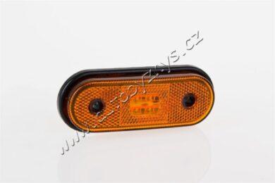 Lampa poziční LED oranžová FRISTOM FT-020(17921)