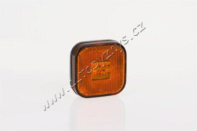 Lampa poziční LED oranžová FRISTOM FT-027(17922)