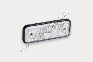 Lampa poziční LED bílá FRISTOM FT-004LED(17941)
