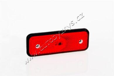 Lampa poziční LED červená FRISTOM FT-004LED(17942)