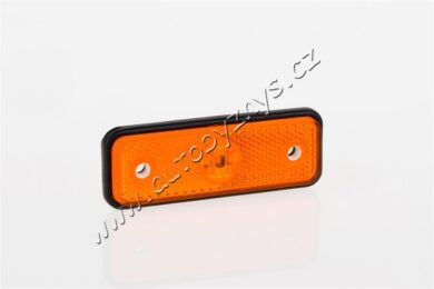 Lampa poziční LED oranžová FRISTOM FT-004LED(17943)