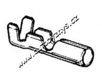 Objímka kruhová 3,7x1-2,5(4920)