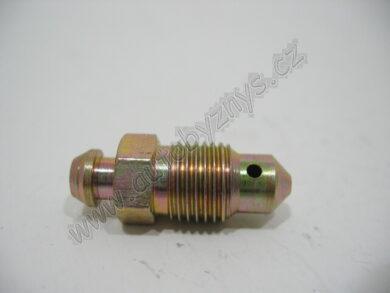 Šroub odvzdušňovací kot. brzdy FAVORIT/FELICIA - krátký ; 6U0615273(972)