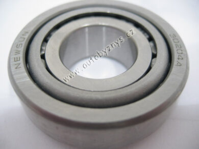 Ložisko 30204A kola zadního Favorit 8/87/12/92 vnější CN 963020400(959)