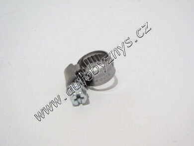 Spona hadicová 8-12 AUTOLAMP W2 nerez(1037)