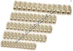 Svorkovnice bílá 4mm