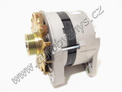 Alternator FAVORIT/FELICIA 70Ah import ; 047903015J-N - with pulley FAV 1/93- FELICIA 1.3