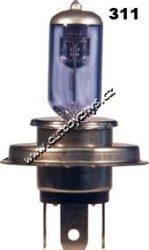 Žárovka 12V H4 100/90W Xenon Power Blue 1ks AUTOLAMP