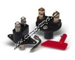 Odpojovač bateriový MAX.24V/250A-SLEVA 46%