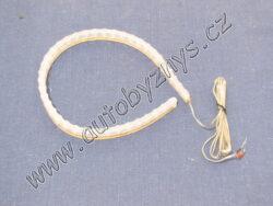 Světelný had 12V modrý 40cm-SLEVA 46%