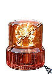 Maják výstražný oranžový 12V magnetický 08901