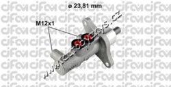 Lišta stěrače 380mm se spoilerem silver 32515