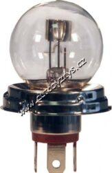 Žárovka 12V 45-40W P45t asymetrická AUTOLAMP