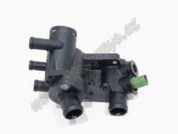 Termostat OCTAVIA 1.4 55kw kompletní  CN ; 032121111BA-OCT 01-08 pro motory 1.4 55kw AXP,BCA SLEVA 17%