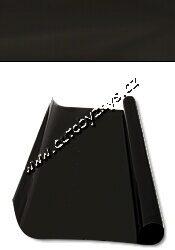 Fólie 75x300cm super dark black 5% 06162