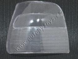 Kryt lampy (sklo) FELICIA ZL bílé ; 118924260B