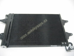 Chladič klimatizace Fabia/Roomster CN 6Q0820411J-FAB 00-04/05-08 / FAB2 07-08/br pRO 06-08/p  6Q0820411K           6Q0820411J           6Q0820411H           6Q0820411A           6Q0820411B