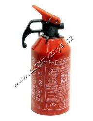 Hasící přístroj práškový 1kg ABC 01531