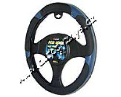 Potah volantu GRIP modrý 31403