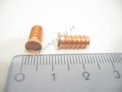 Guide pin 5x12 top fillet Octavia-OCT 97-00/01-08
